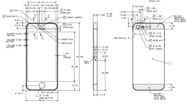 apple iphone block diagram