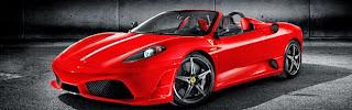 Spesifikasi Ferrari Scuderia Spider 16M