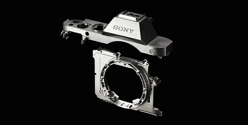 Корпус Sony A7