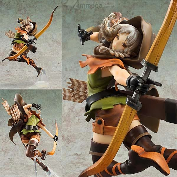 ELF Excellent Model FIGURE Dragon's Crown MEGAHOUSE