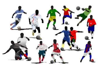 Football vector By Zcool.com.cn