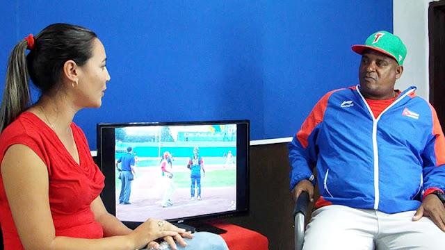 Pablo Civil aseguró al canal tiempo21 Video-TV que este año su equipo tiene como meta suprema la conquista de la Serie Nacional de Béisbol