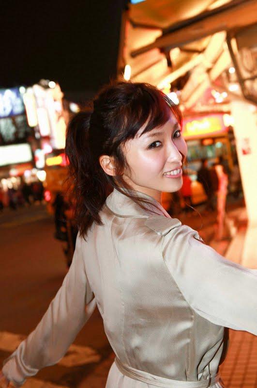 Risa Yoshiki At Night  Sexy Japanese Girls-1386