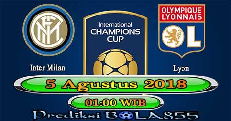 Prediksi Bola855 Inter Milan vs Lyon 5 Agustus 2018