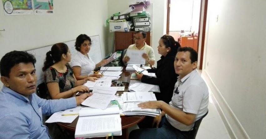 DRE San Martín clasifica a cinco candidatos para postular a Palmas Magisteriales 2017 - www.dresanmartin.gob.pe