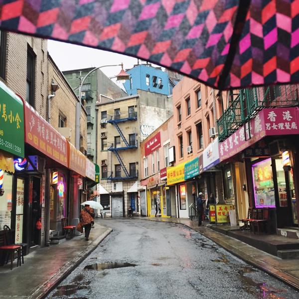 Chinatown NYC, New York City