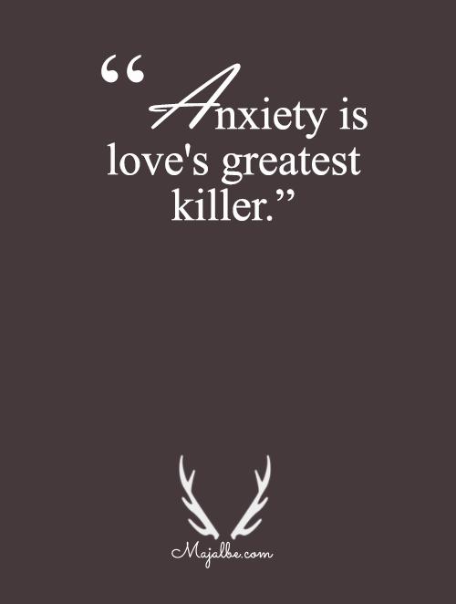 Love's Greatest Killer