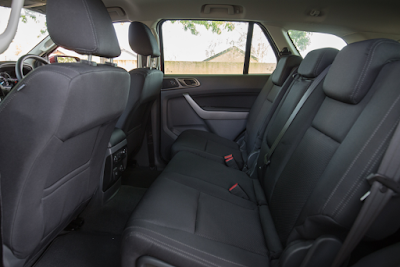 Interior Kabin All New Ford Everest