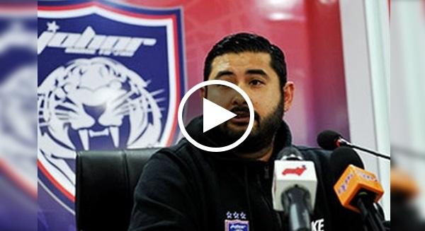 [VIDEO] Kenapa JDT pilih Ghaddar? Bukan pemain import!!