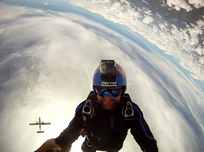 Today's Skydive 6/12/14