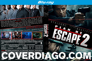 Escape Plan 2 - Plan de Escape 2 - BLURAY