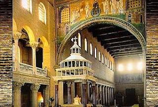 La Basilica di San Lorenzo fuori le Mura e il Giro delle 7 Chiese
