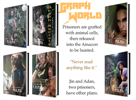 Animal Graph, book one