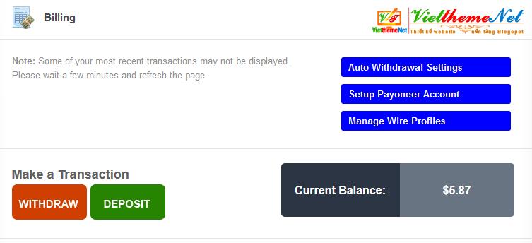 Giải pháp kiếm tiền hiệu quả với PopAds cho ai có Website/Blog