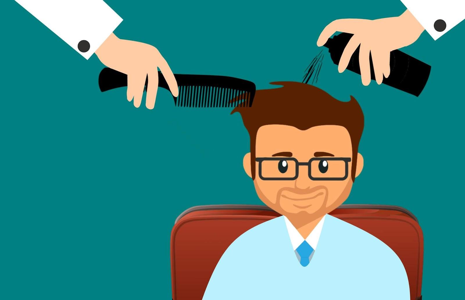 Getting a haircut in Vietnamese