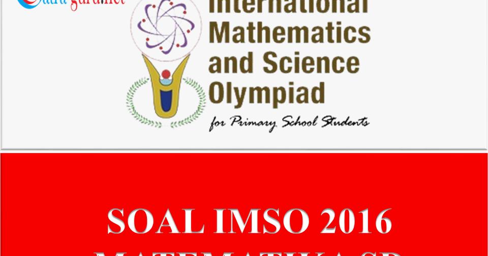 Soal Imso Matematika 2016 Sman 1 Tumijajar