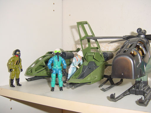 1992 Ace, Air Commandos, 1993 Ace, 1987 Hardtop, 1998 Ace, Razorblade, 1994, 1984 Skyhawk, Mail Away