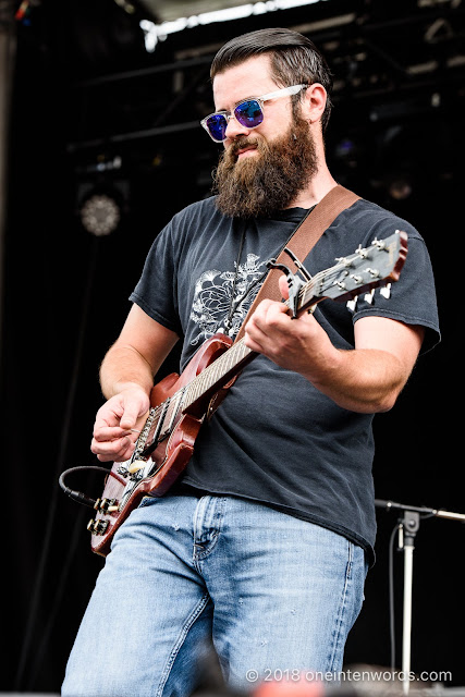 The Bearskins at Riverfest Elora 2018 at Bissell Park on August 18, 2018 Photo by John Ordean at One In Ten Words oneintenwords.com toronto indie alternative live music blog concert photography pictures photos