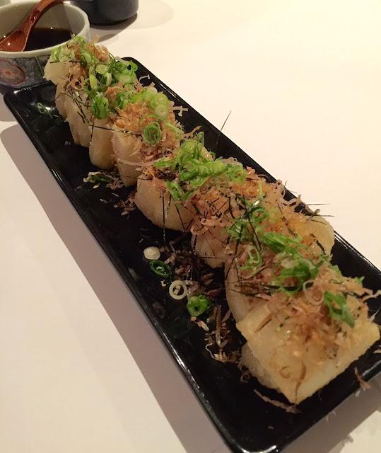 Yokoyama, rice cakes