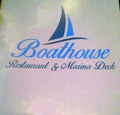 Boathouse Restaurant & Marina Deck in Wildwood, New Jersey