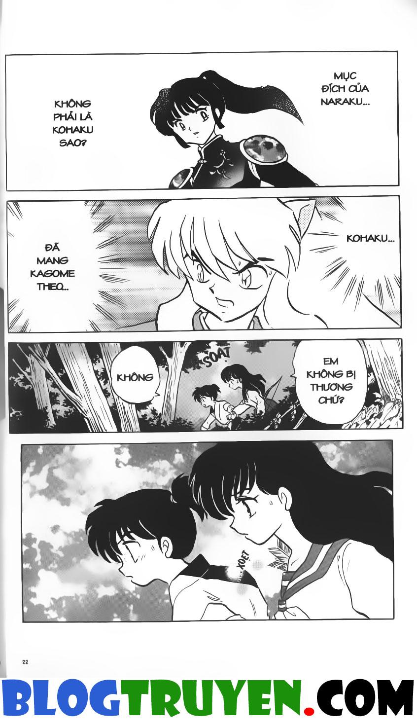 Inuyasha vol 19.1 trang 20