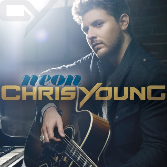 Chris Young: Chris Young To Release New Album 'NEON' On July 12