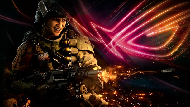 Beli VGA ASUS ROG Gratis Game Call of Duty: Black Ops 4!