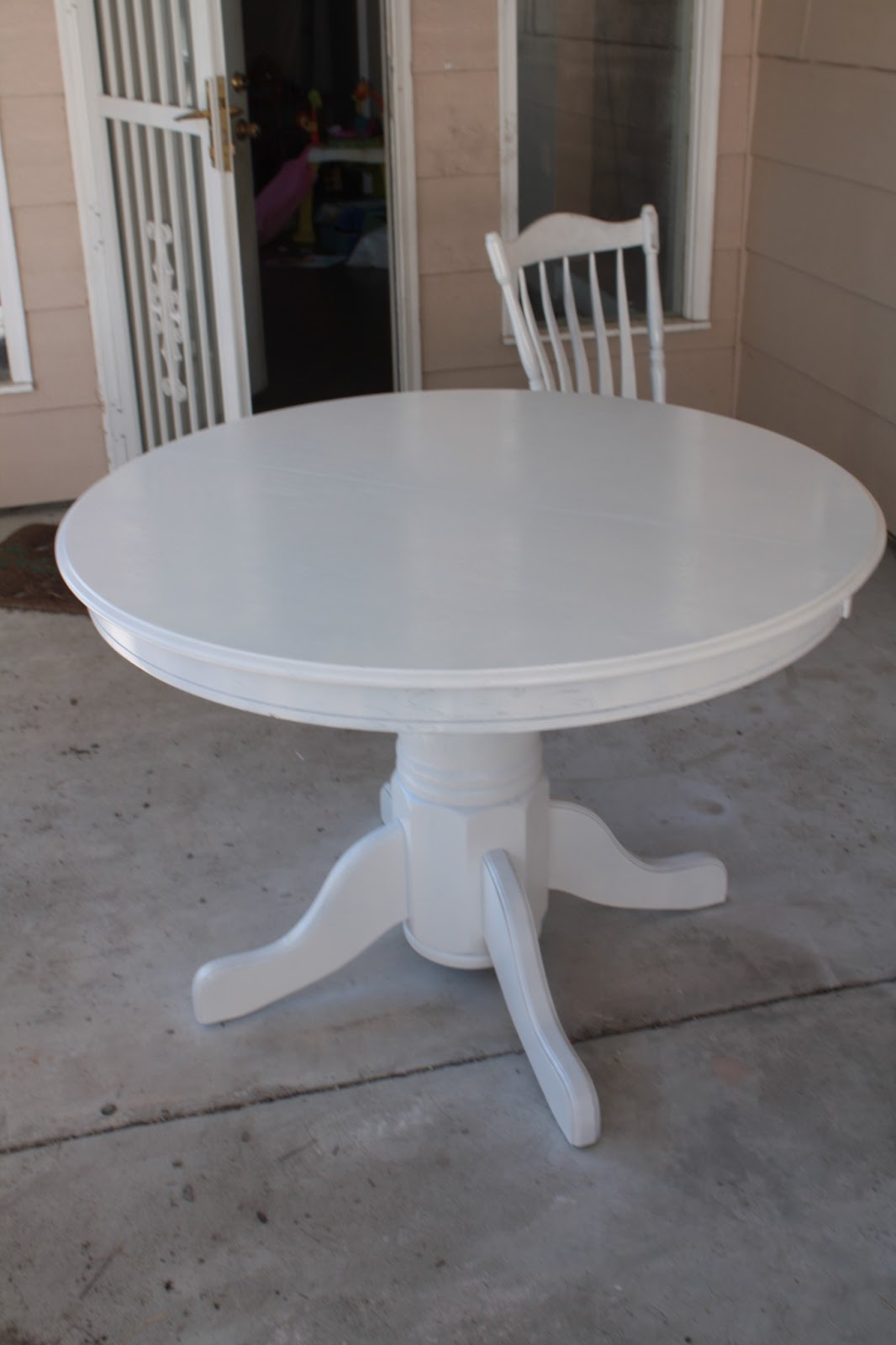 how to refinish wood chairs x rocker chair stand pinterest and the pauper a table no
