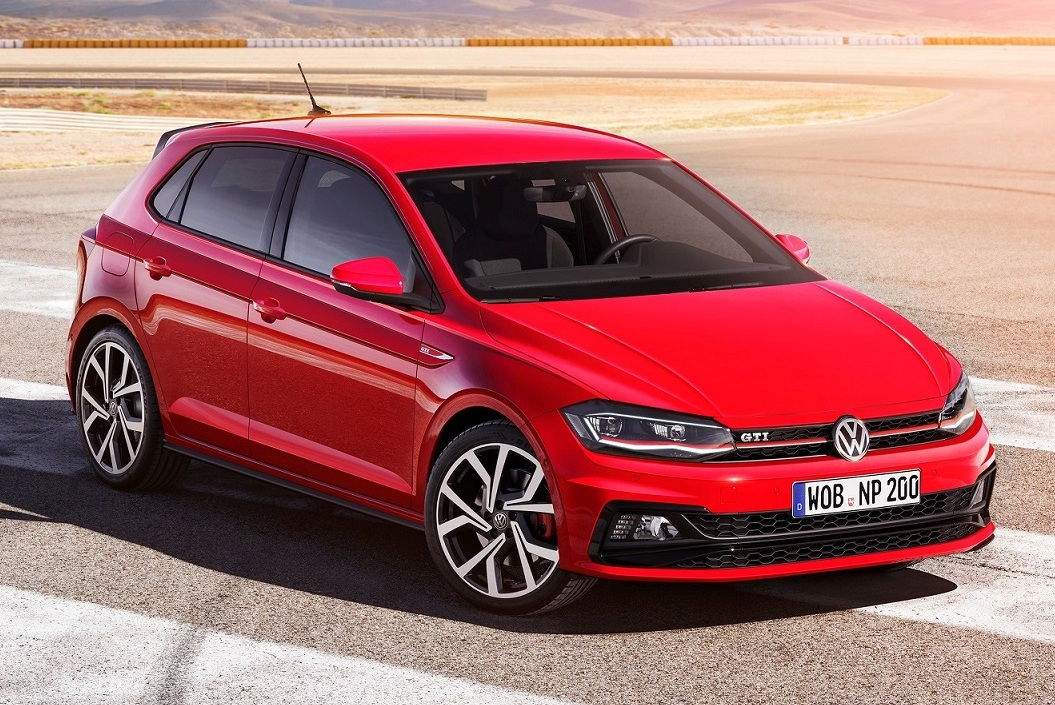 83a6c189595a5e Volkswagen has fully revealed the new generation Polo