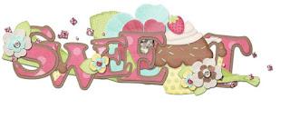 Clipart Té y Cupcakes