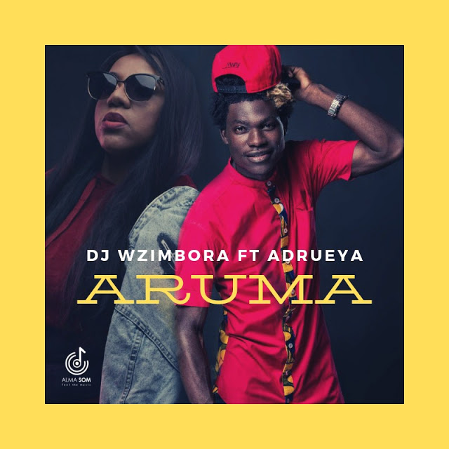 DJ Wazimbora ft. Adrueya - Aruma (Tarraxinha)