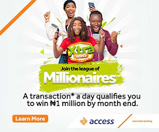 Access Bank Ad