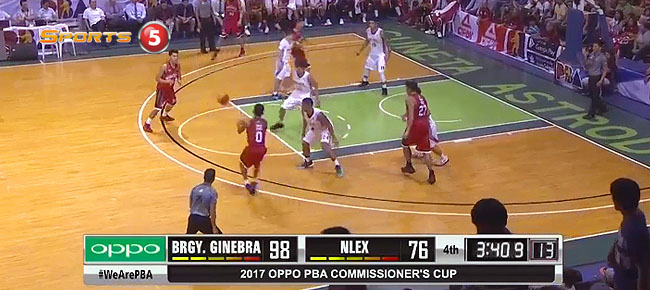 Ginebra def. NLEX, 101-92 (REPLAY VIDEO) April 19