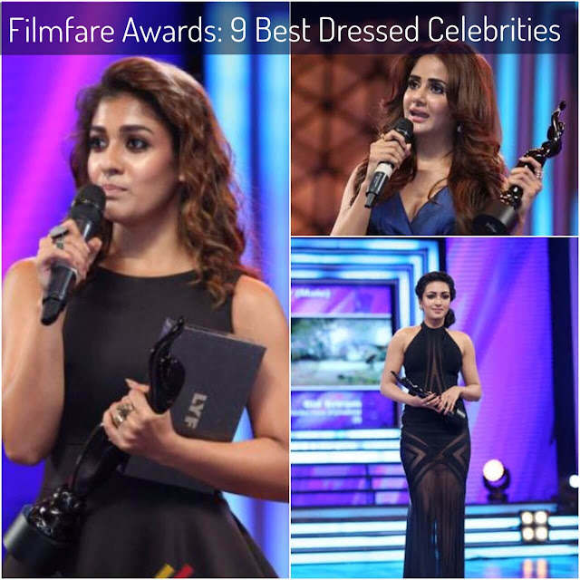 Filmfare Awards South 2016: 9 Best Dressed Celebrities