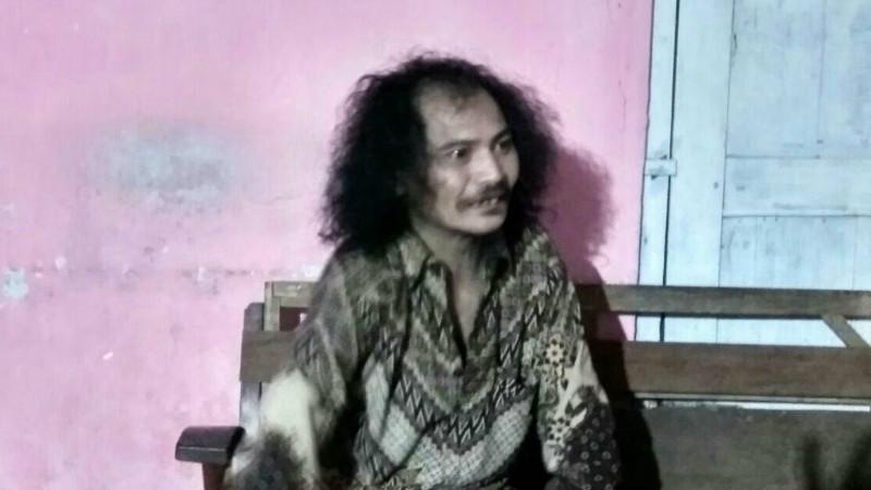 Supriyanto, pria Temanggung yang membongkar makam ibunya