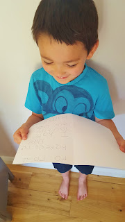 7 top tips for making greetings cards with kids!