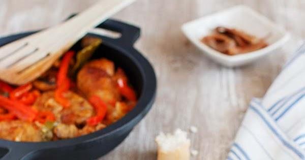Potingues y fogones pollo mediterr neo estilo jamie oliver for Cocina 5 ingredientes jamie oliver