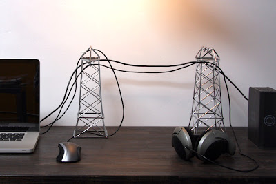 Clever Cable Organizers and Cool Cable Holder Designs (15) 11