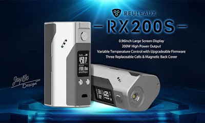 How to upgrade the firmware of Reuleaux RX 200S
