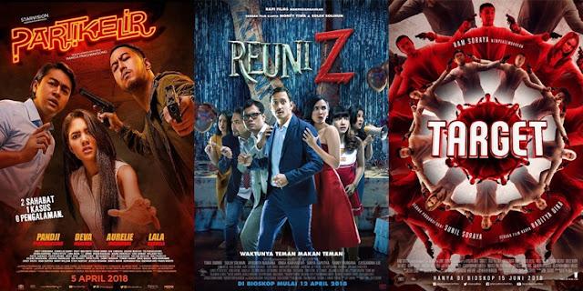 film indonesia lucu terbaru 2018, rekomendasi film komedi indonesia 2018
