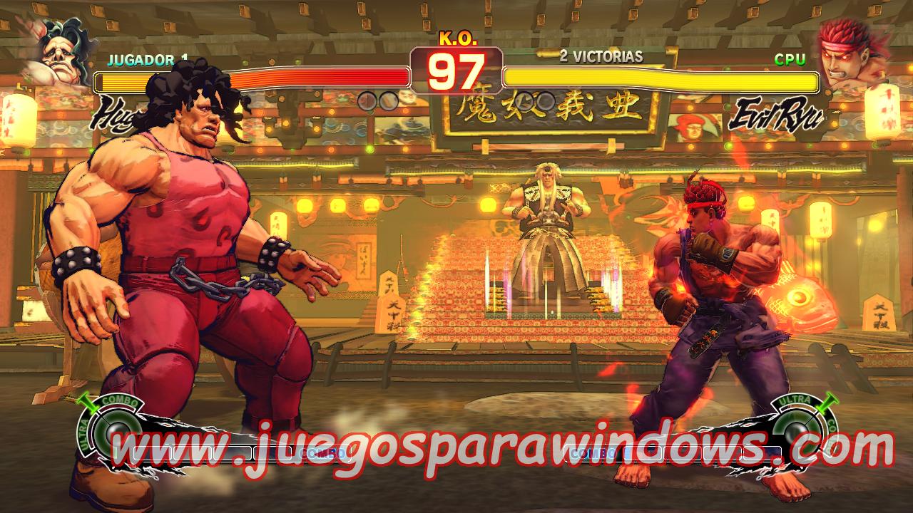 Ultra Street Fighter IV XBOX 360 ESPAÑOL (Region FREE) (WG) 22