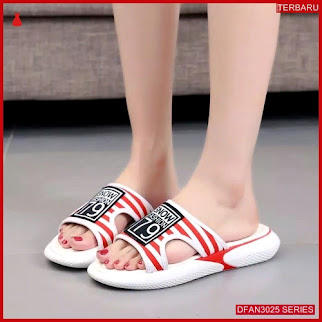 DFAN3025S119 Sepatu Wa28 Sandal Sol Wanita Jadi Flip BMGShop