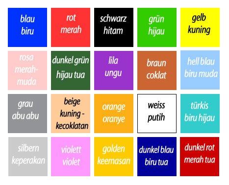 Kennenlernen bahasa jerman