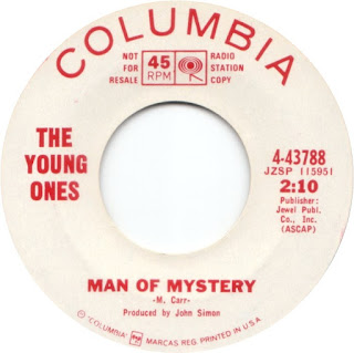 The Young Ones - Columbia  Singles