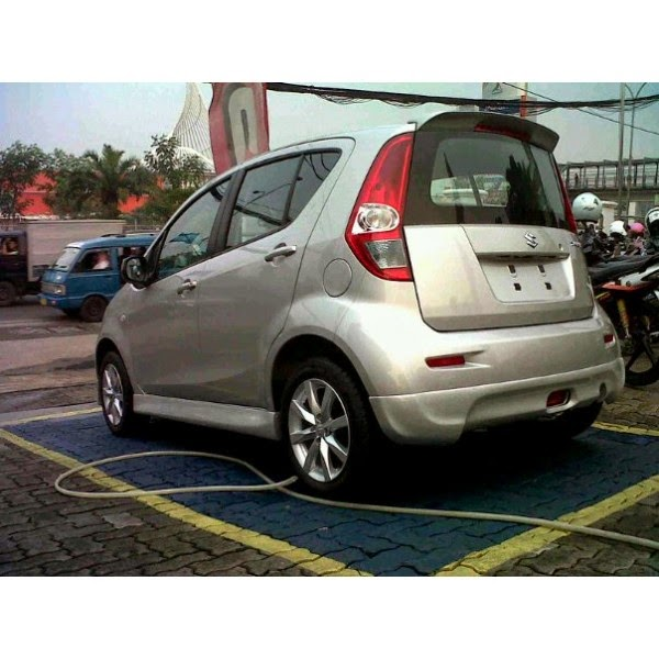 add on Suzuki Splash Sport