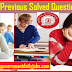 RRB PREVIOUS SOLVED JE QUESTION PAPER FREE