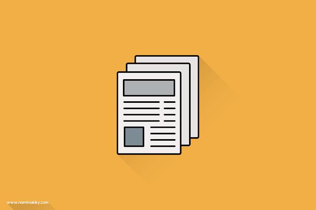 Cara Menambahkan Link Sumber Otomatis di Blogger