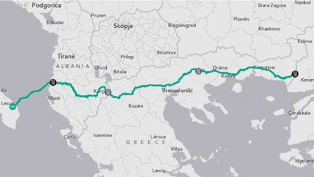 Η Ελλάδα, ο αγωγός TAP και η ενεργειακή διπλωματία της περιοχής
