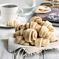 Cream Cheese Rugelach Cookies