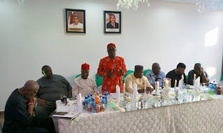 PDP SOUTH-EAST LEADERS ENDORSE ZONING OF PRESIDENCY TO THE NORTH